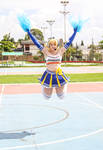 Eli Cheerleader - Love Live