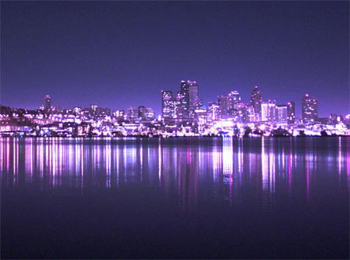 Seattle by Fukfire