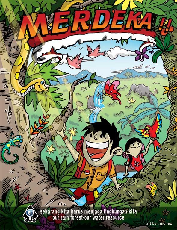 explore Indonesia by monez04