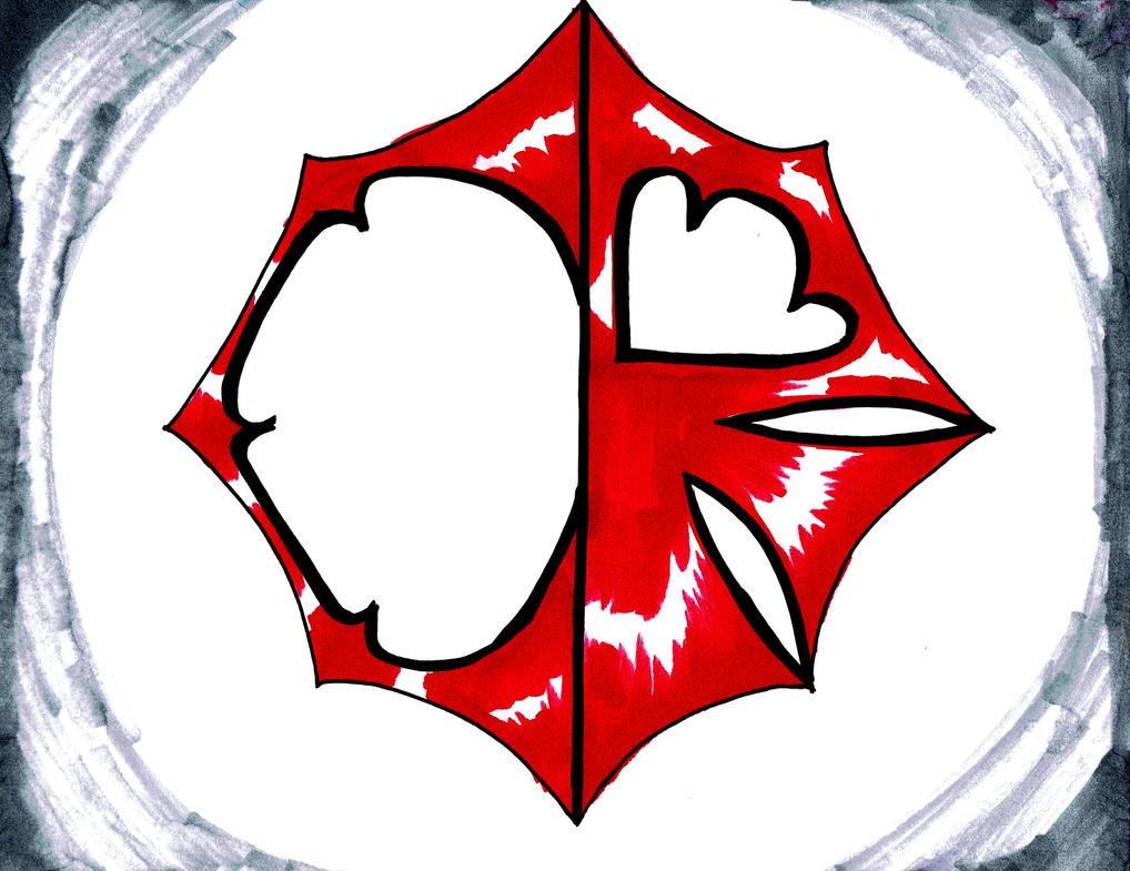 Crimson Rune Logo Colored by CeltyF