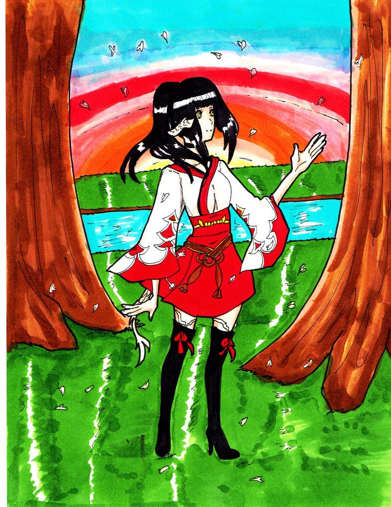 Alice's Meadow by CeltyF