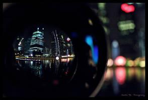 The Night of Marina Bay by jessizxz