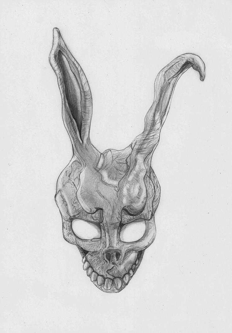 Frank - Donnie Darko by GonzoSean on DeviantArt