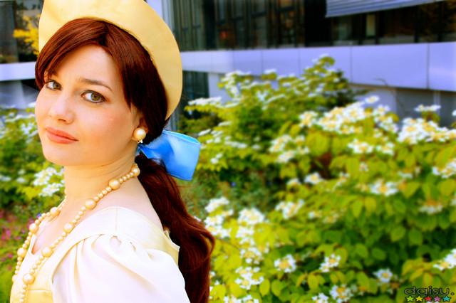 Anastasia by Sasouri