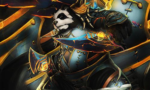 Panda [Signature] by KurokoGFX