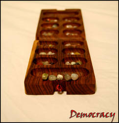 Politics is a Game-2-Democracy