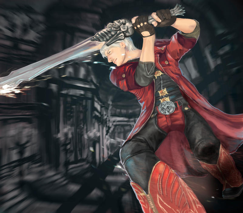 Devil May Cry Forum~†