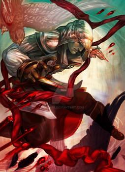 Ezio the bird of prey