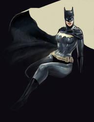 Batwoman by kzver