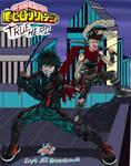 True Hero- a boku no hero fanfiction by MaryDKidd