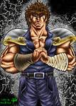 Kenshiro Full Color by MaryDKidd
