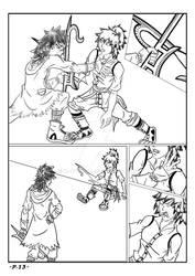 Will's confrontation p13