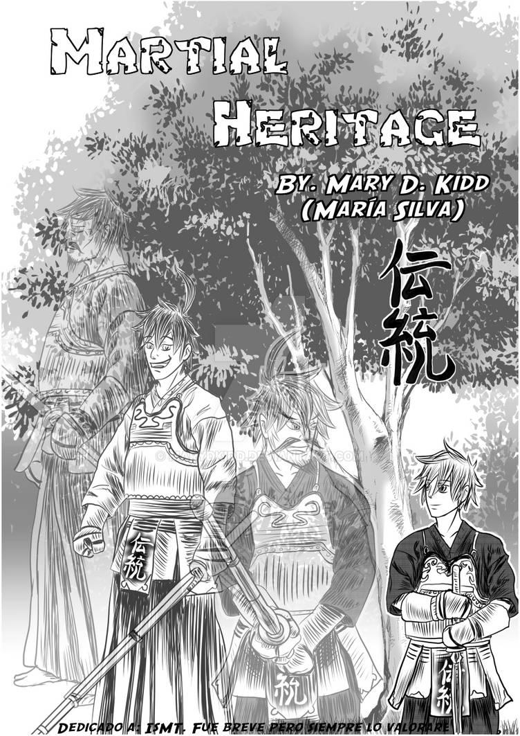 Martial heritage contest comic!