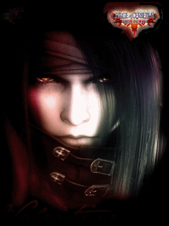 Vincent Valentine Wallpaper by snowwhite
