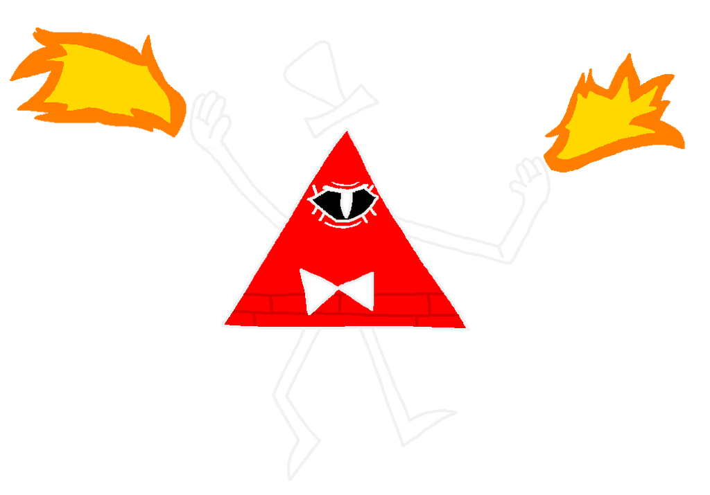 Bill Cipher Mad