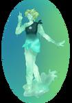 Slime Boy by Aillusionn