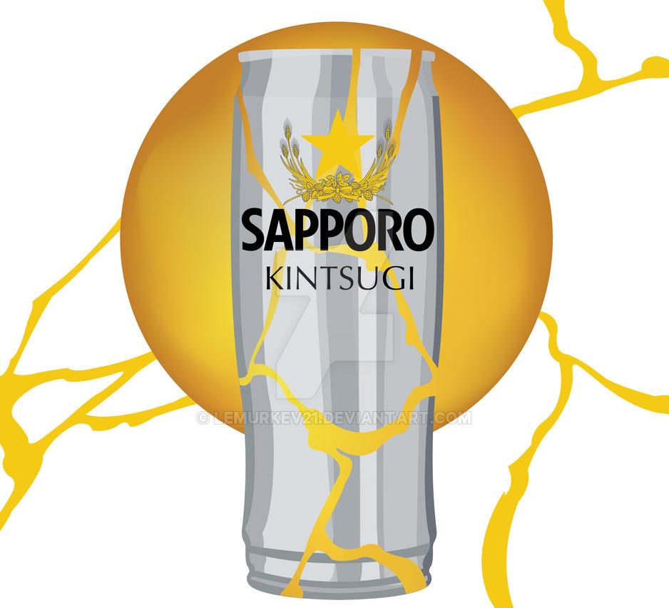 Sapporo Kintsugi by Lemurkev21