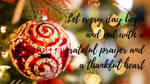 Let every day begin and end with a grateful prayer by phoenixwholistic
