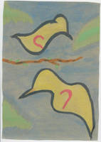 love birds are blind