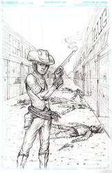 Shootout pencils by DonnyDrawz