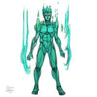 Plasma Prince Body