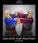 Slap-Fight Motivational by SpiritWarriors
