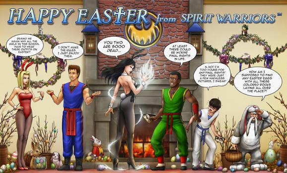 A Spirit Warriors Easter