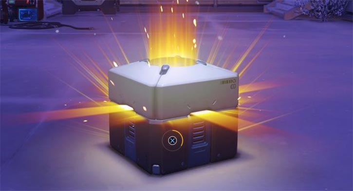 Lootbox by ThatWasLeftHanded