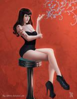 Smoking by Pepe-Navarro