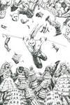 Usagi Yojimbo by BrianSoriano
