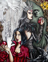 Snow White by MarjorieCarmona