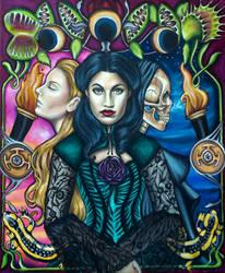 Ligeia by MarjorieCarmona