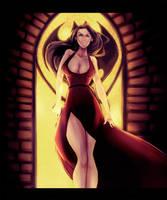Talia al Ghul by GrayInBlack