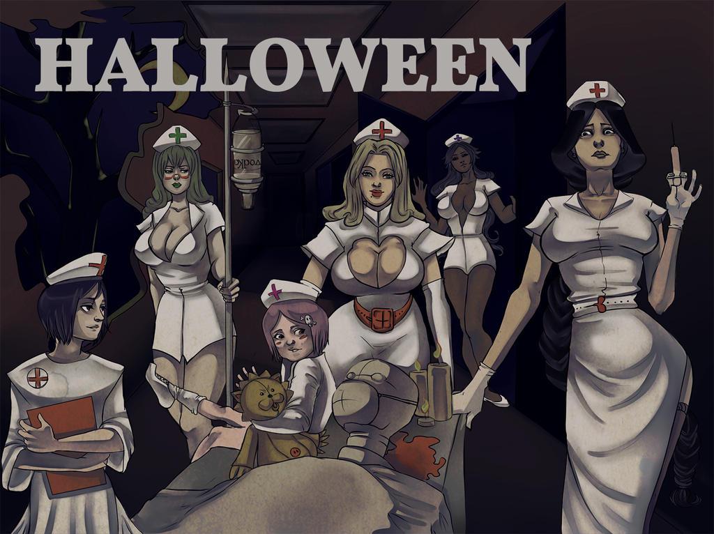 Halloween by GrayInBlack