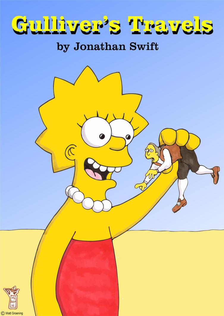 Lisa's Gulliver by Gulliver63