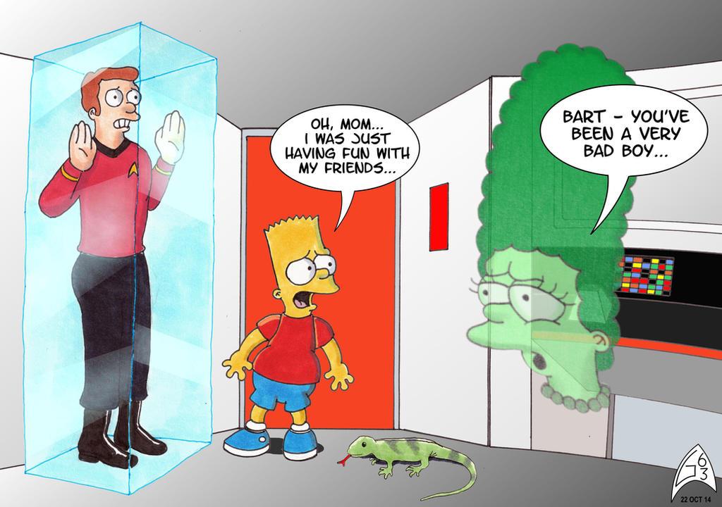 Bart X by Gulliver63
