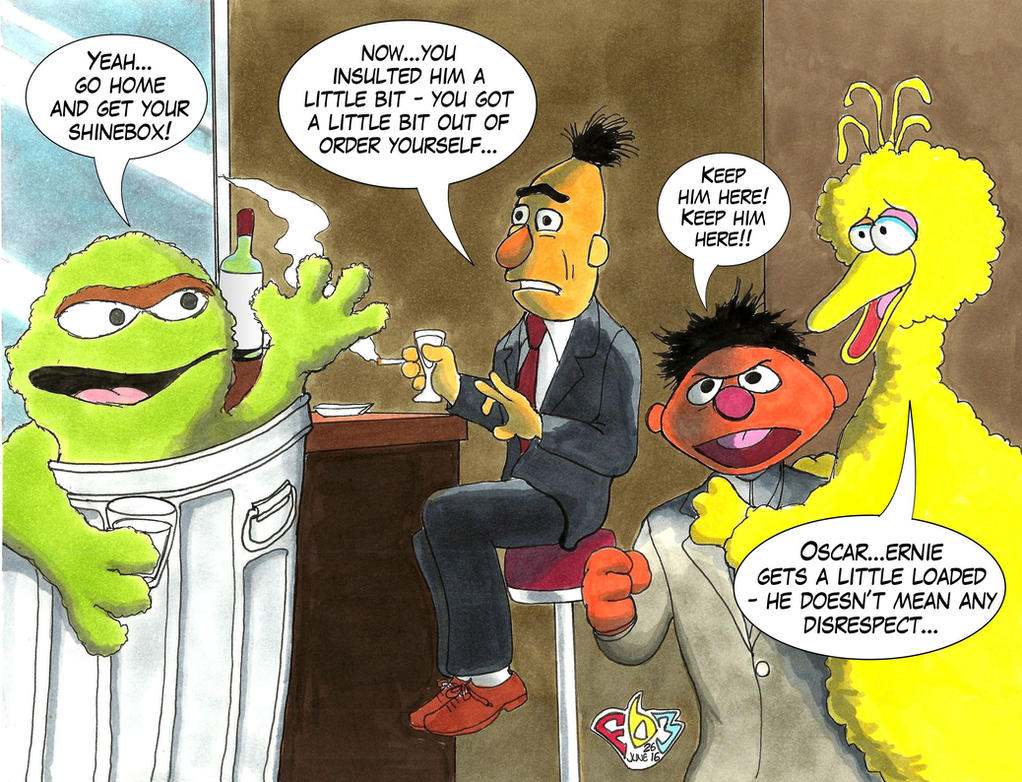 Good Muppets by Gulliver63