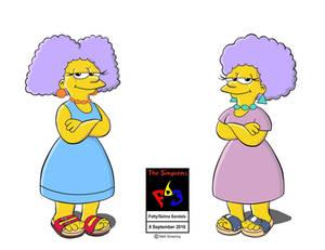 Summer Patty and Selma