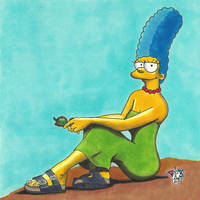 Marge Summer Vacation