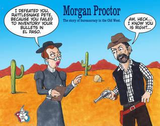 Morgan Goes West
