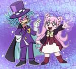 Shadow Joker and Rose