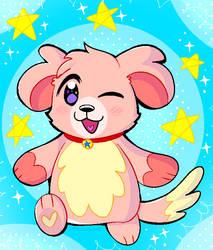 pink puppy