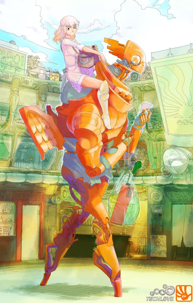 Advanced Homebot by Ozich