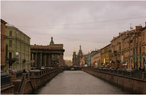 St. Petersburg by hellnicki