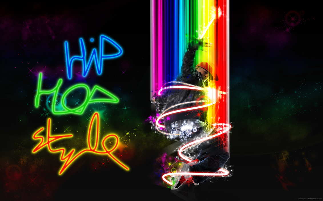Wallpaper Hip Hop Style By Ptitoom