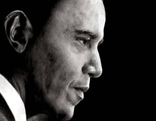 Barack Obama by Readux