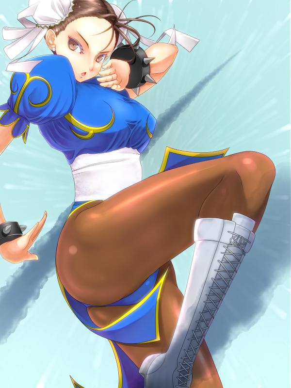 Chun-Li by mizu-tori