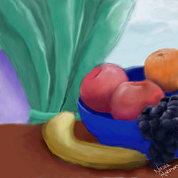 Fruit Bowl by Snaha00