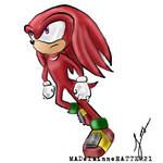 Knuckles (Group project)