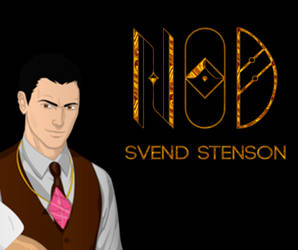 Avatar - Svend Stenson by Barakibeel
